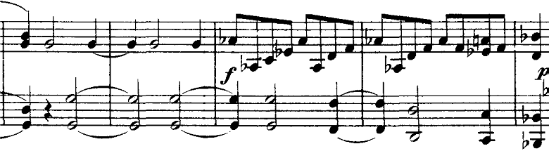 シューベルト「ピアノソナタ第16番イ短調D845,Op.42第1楽章」ピアノ楽譜14