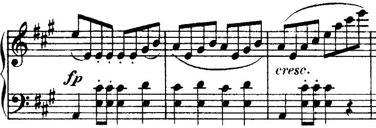 シューベルト「ピアノソナタ第16番イ短調D845,Op.42第1楽章」ピアノ楽譜16