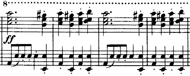 シューベルト「ピアノソナタ第16番イ短調D845,Op.42第1楽章」ピアノ楽譜21
