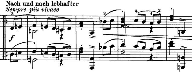 シューマン「ノヴェレッテン第8番嬰ヘ短調Op.21-8」ピアノ楽譜11