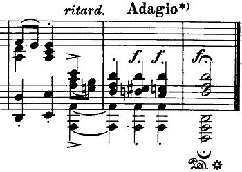 シューマン「ノヴェレッテン第8番嬰ヘ短調Op.21-8」ピアノ楽譜14
