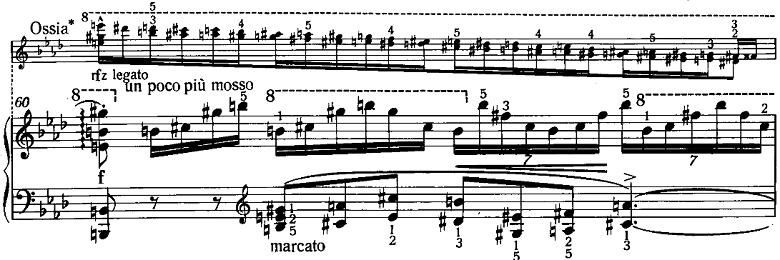 リスト「3つの演奏会用練習曲S.144「第2曲 軽やかさ(La leggierezza)」」ピアノ楽譜4