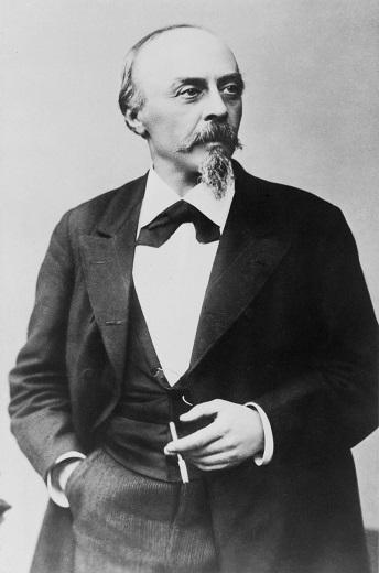 ハンス・フォン・ビューロー(1830-1894)