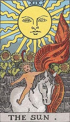 未来【太陽、正位置】