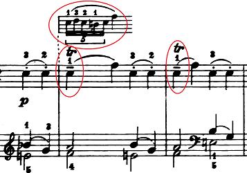 ベートーヴェン「ピアノソナタ第1番ヘ短調Op.2-1第4楽章」ピアノ楽譜2