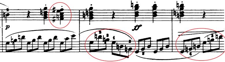 ベートーヴェン「ピアノソナタ第1番ヘ短調Op.2-1第4楽章」ピアノ楽譜3