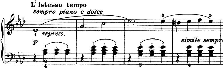 ベートーヴェン「ピアノソナタ第1番ヘ短調Op.2-1第4楽章」ピアノ楽譜8