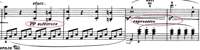 ベートーヴェン「ピアノソナタ第1番ヘ短調Op.2-1第4楽章」ピアノ楽譜10