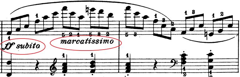 ベートーヴェン「ピアノソナタ第1番ヘ短調Op.2-1第4楽章」ピアノ楽譜13