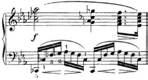 ショパン エチュード Op.10-12「革命」 コルトー版ピアノ楽譜