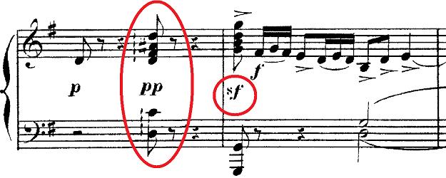 ドビュッシー「2つのアラベスクL.66第2番ト長調」ピアノ楽譜6