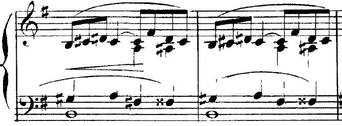 ドビュッシー「2つのアラベスクL.66第2番ト長調」ピアノ楽譜9