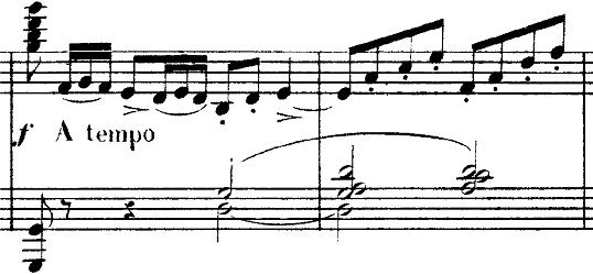 ドビュッシー「2つのアラベスクL.66第2番ト長調」ピアノ楽譜15