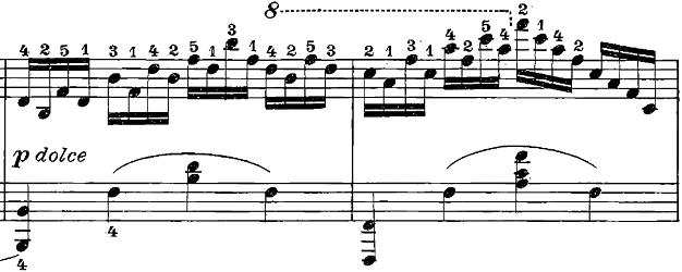 ツェルニー50番ピアノ楽譜4