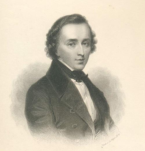 フレデリック・ショパン(Frédéric François Chopin/Fryderyk Franciszek Chopin)