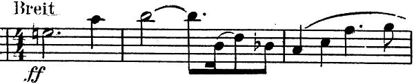 「トランペットとピアノのためのソナタ変ロ調」楽譜5