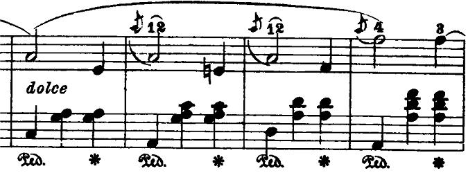 ショパン「ワルツ第6番『子犬のワルツ』変ニ長調Op.64-1」ピアノ楽譜4