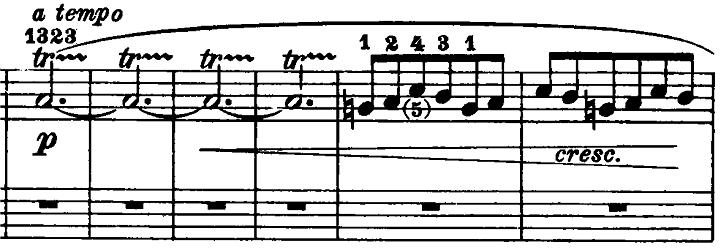 ショパン「ワルツ第6番『子犬のワルツ』変ニ長調Op.64-1」ピアノ楽譜5