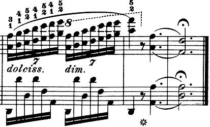 ショパン「ノクターン第8番変ニ長調Op.27-2」ピアノ楽譜11