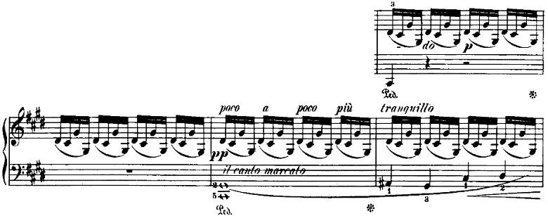ショパン「即興曲第4番「幻想即興曲」嬰ハ短調Op.66」ピアノ楽譜9