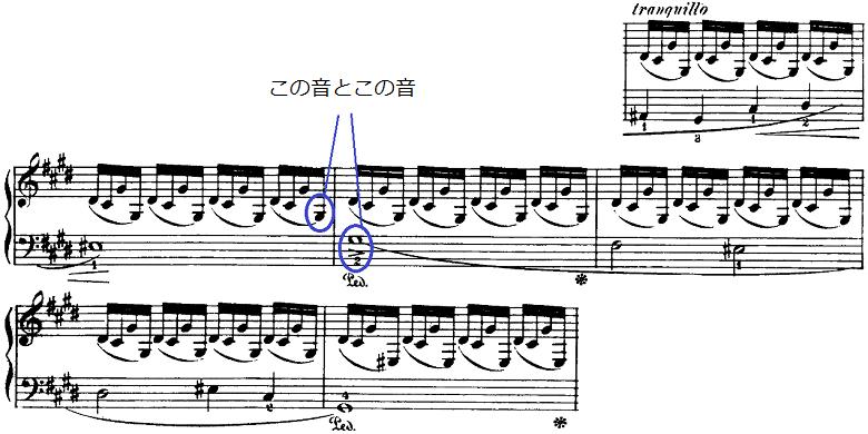 ショパン「即興曲第4番「幻想即興曲」嬰ハ短調Op.66」ピアノ楽譜10