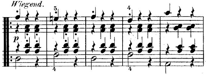 ウェーバー「「舞踏への勧誘」変ニ長調Op.65」ピアノ楽譜6
