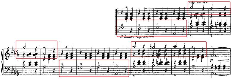 ウェーバー「「舞踏への勧誘」変ニ長調Op.65」ピアノ楽譜7