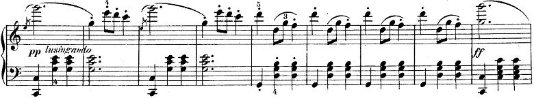 ウェーバー「「舞踏への勧誘」変ニ長調Op.65」ピアノ楽譜10