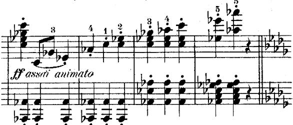 ウェーバー「「舞踏への勧誘」変ニ長調Op.65」ピアノ楽譜11