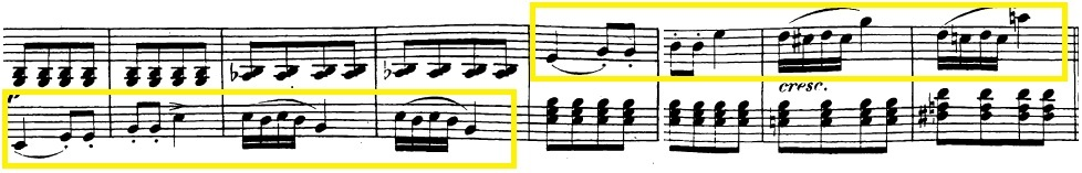 ベートーヴェン「「ロンド・ア・カプリッチョ(失われた小銭への怒り)」ト長調Op.129」ピアノ楽譜7