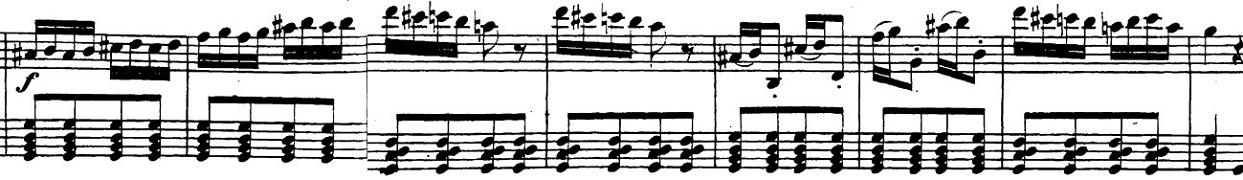 ベートーヴェン「「ロンド・ア・カプリッチョ(失われた小銭への怒り)」ト長調Op.129」ピアノ楽譜10