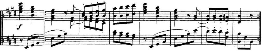 ベートーヴェン「「ロンド・ア・カプリッチョ(失われた小銭への怒り)」ト長調Op.129」ピアノ楽譜11