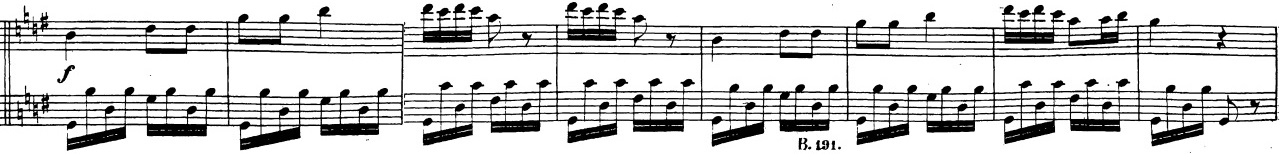 ベートーヴェン「「ロンド・ア・カプリッチョ(失われた小銭への怒り)」ト長調Op.129」ピアノ楽譜14