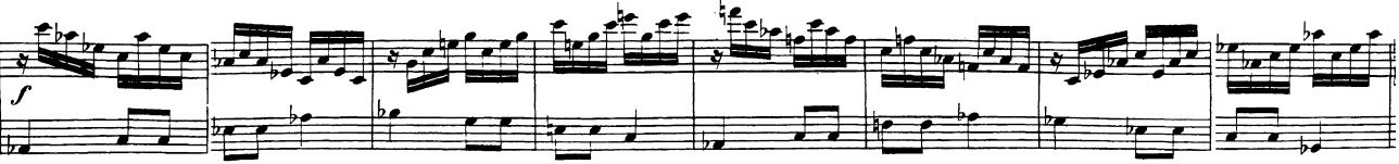ベートーヴェン「「ロンド・ア・カプリッチョ(失われた小銭への怒り)」ト長調Op.129」ピアノ楽譜17