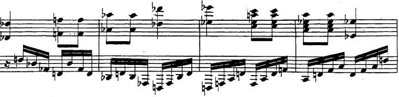 ベートーヴェン「「ロンド・ア・カプリッチョ(失われた小銭への怒り)」ト長調Op.129」ピアノ楽譜18