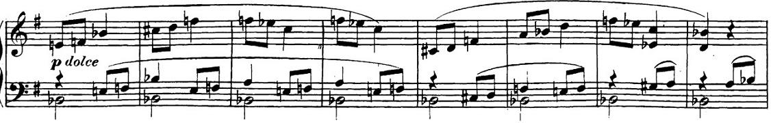 ベートーヴェン「「ロンド・ア・カプリッチョ(失われた小銭への怒り)」ト長調Op.129」ピアノ楽譜19