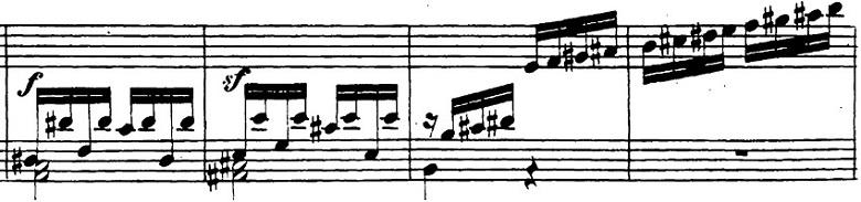 ベートーヴェン「「ロンド・ア・カプリッチョ(失われた小銭への怒り)」ト長調Op.129」ピアノ楽譜23