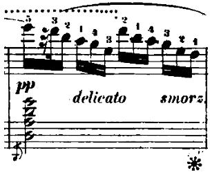 ショパン「「黒鍵のエチュード」Op.10-5変ト長調」ピアノ楽譜8