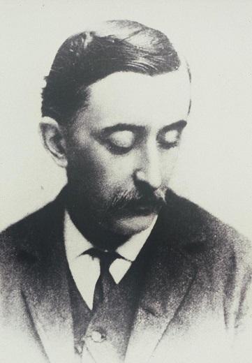 小泉八雲(パトリック・ラフカディオ・ハーン/Patrick Lafcadio Hearn/1850-1904)