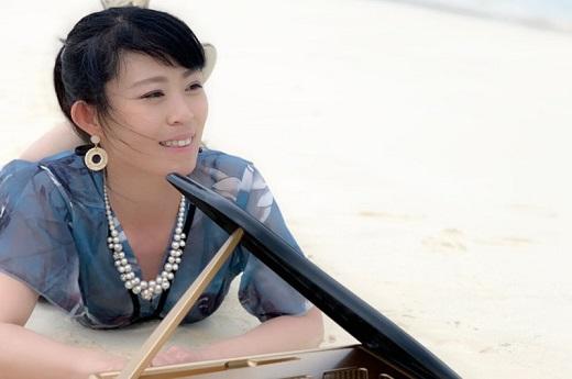 ピアニスト西口淑子さん