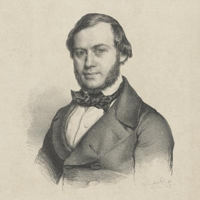 フェルディナント・ダーヴィッド(Ferdinand David/1810-1873)