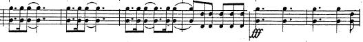 チャイコフスキー「交響曲第5番ホ短調Op.64」トランペット楽譜4