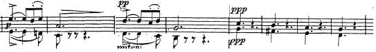 チャイコフスキー「交響曲第5番ホ短調Op.64」トランペット楽譜5