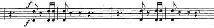 チャイコフスキー「交響曲第5番ホ短調Op.64」トランペット楽譜6