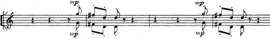 チャイコフスキー「交響曲第5番ホ短調Op.64」トランペット楽譜7