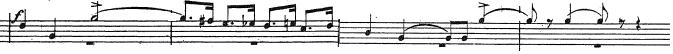 チャイコフスキー「交響曲第5番ホ短調Op.64」トランペット楽譜9
