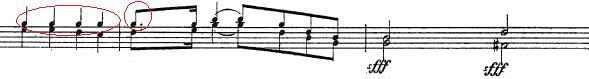 チャイコフスキー「交響曲第5番ホ短調Op.64」トランペット楽譜10