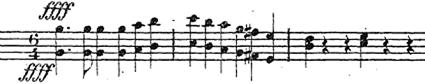 チャイコフスキー「交響曲第5番ホ短調Op.64」トランペット楽譜11