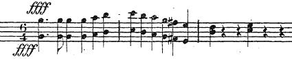 チャイコフスキー「交響曲第5番ホ短調Op.64」トランペット楽譜12