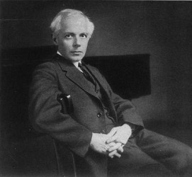 バルトーク・ベーラ(Bartók Béla/1881-1945)